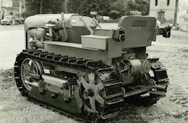 Raupentraktor Aurora AC30