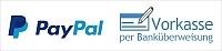 Paypal und Vorkasse